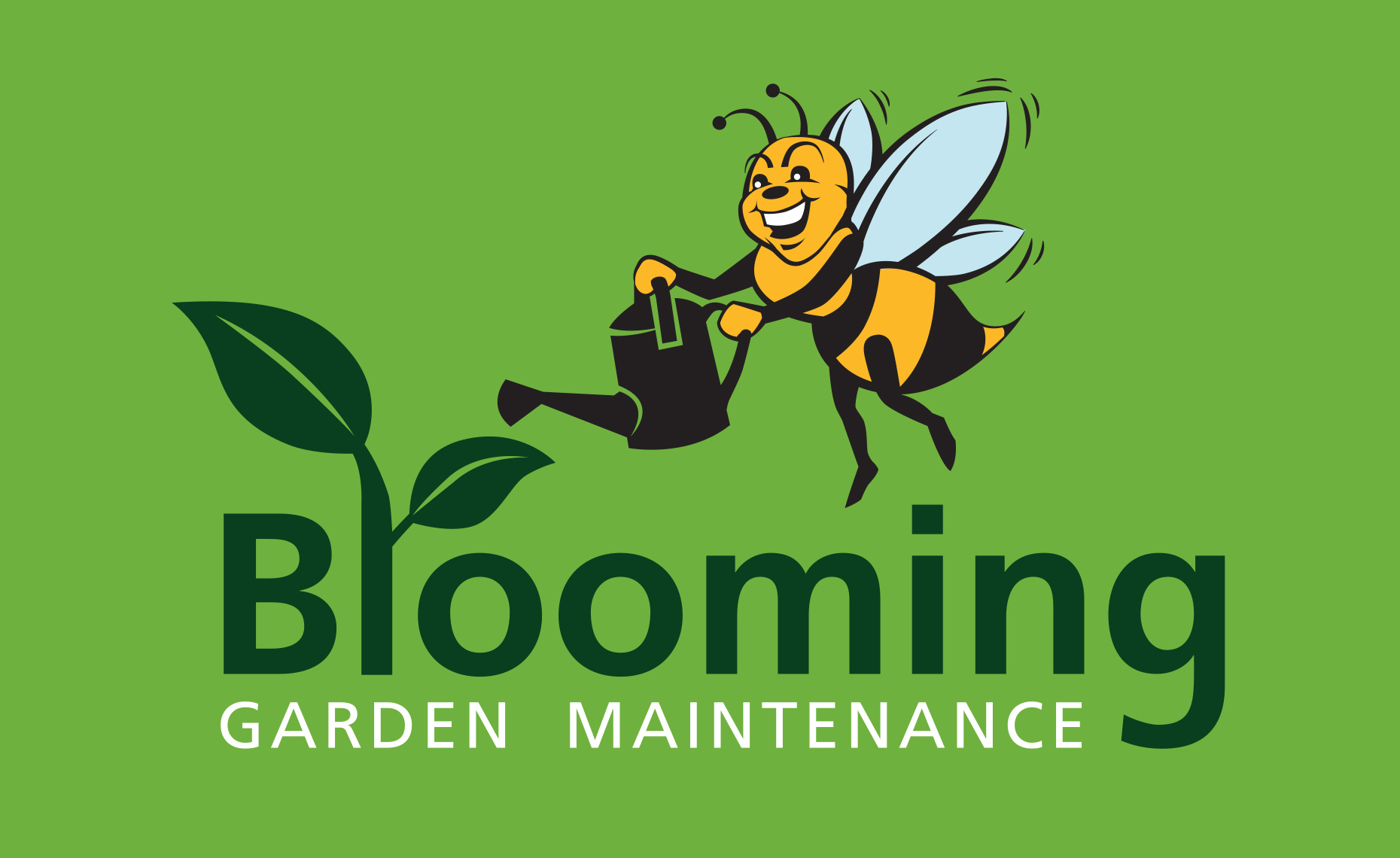 Blooming Garden Maintenance