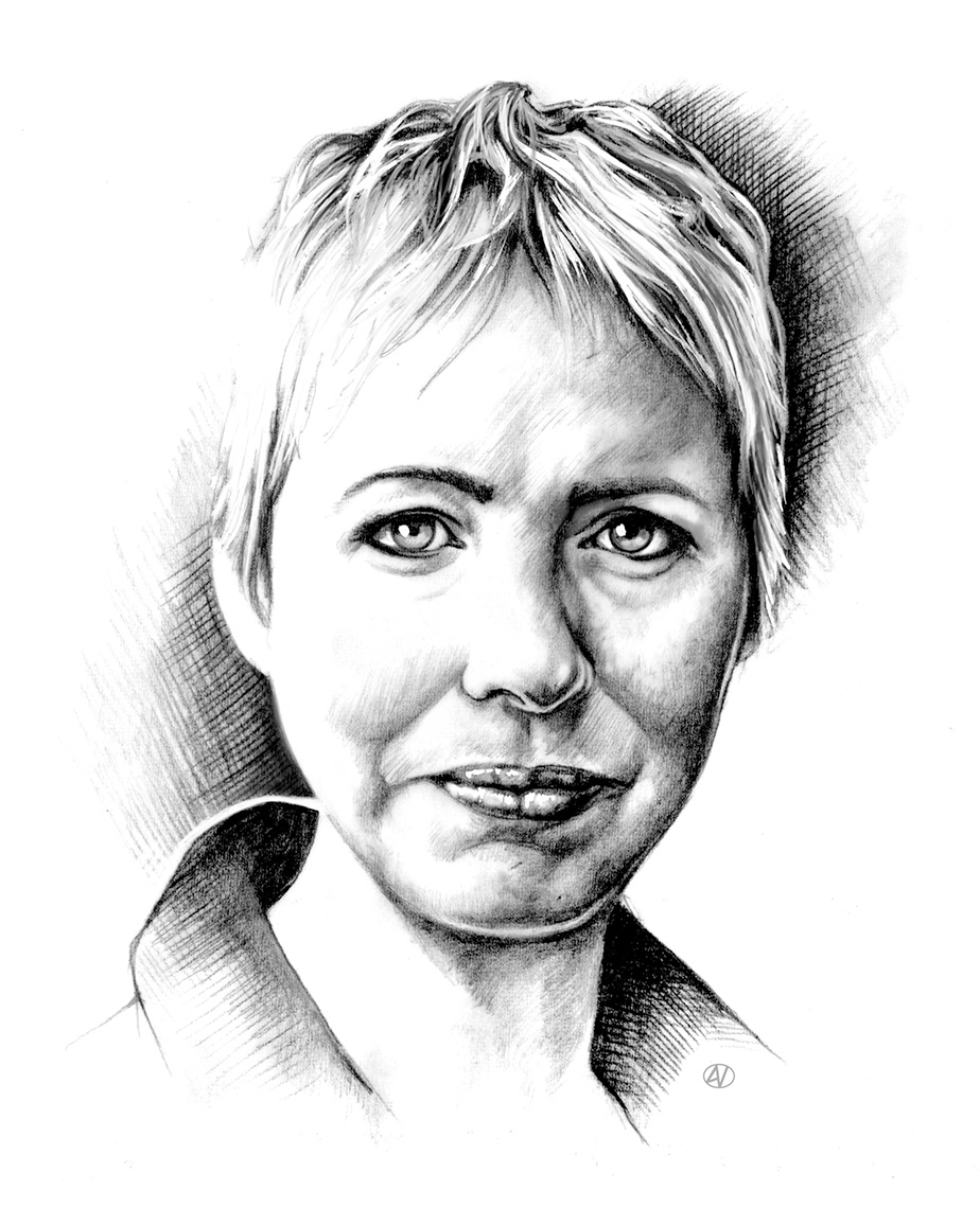 Cathy Bail portrait